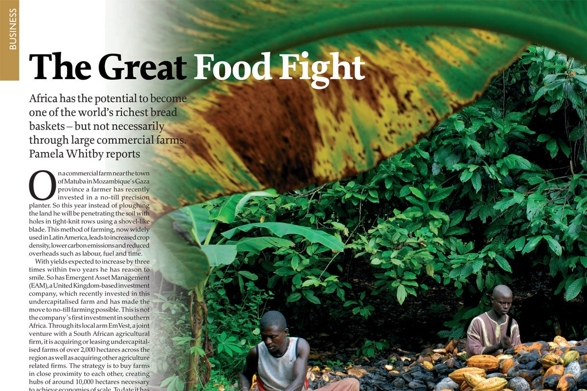 Africa's Great Food Fight